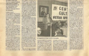 Centenario Centro Cultural Nerva
