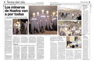 Reportaje Marcha Minera