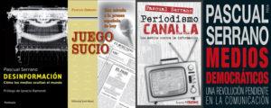Libros de Pascual Serrano