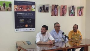 Charla solidaria en el Centro Cultural de Nerva