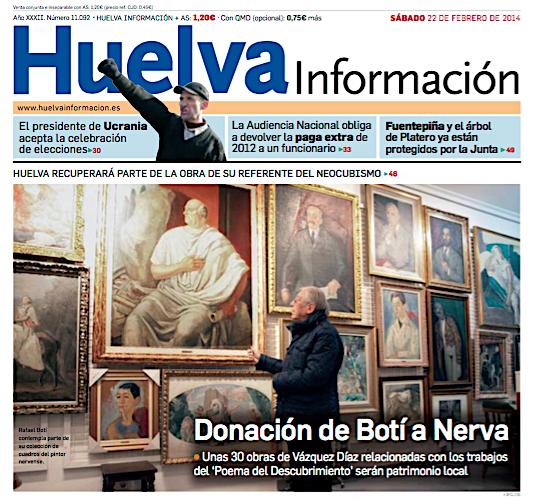 La Colección Botí sobre Vázquez Díaz