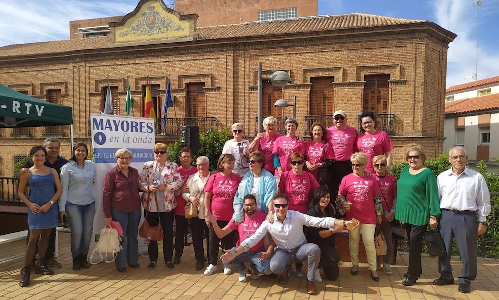 Mayores en la Onda desde Nerva para Andalucía